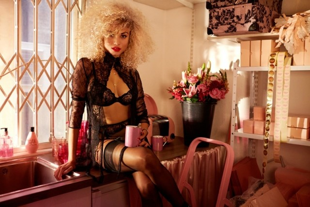Agent Provocateur AW15 look book 6