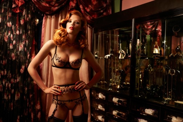 Agent Provocateur AW15 look book 9