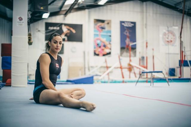 Lisa Mason Gymnast 4