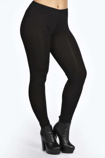 Plus Gracie Basic Legging