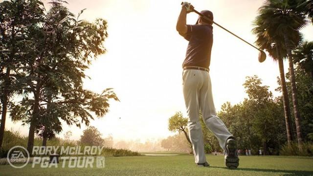 Rory McIlroy PGA Tour 5