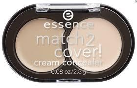 essence match2cover concealer
