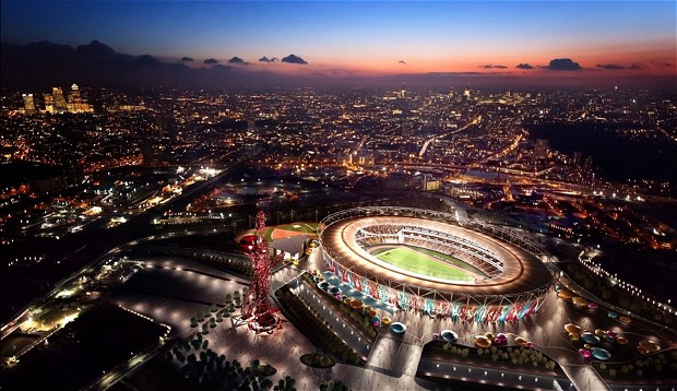 Olympic Games 2012 London Stadium Future