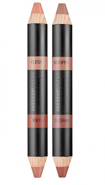 Dual nudestix lip and cheek