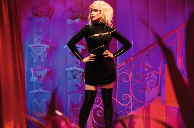 Paloma Faith lingerie campaign Agent Provocateur 3