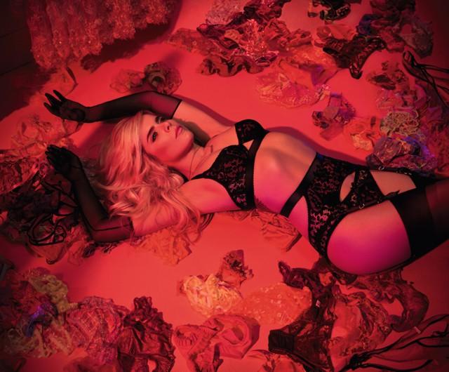 Paloma Faith lingerie campaign Agent Provocateur 4