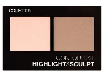 collection highlight and contour kit