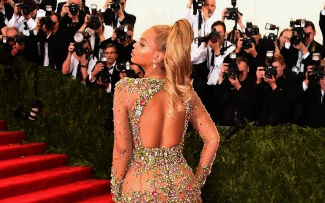 beyonce super highlighted