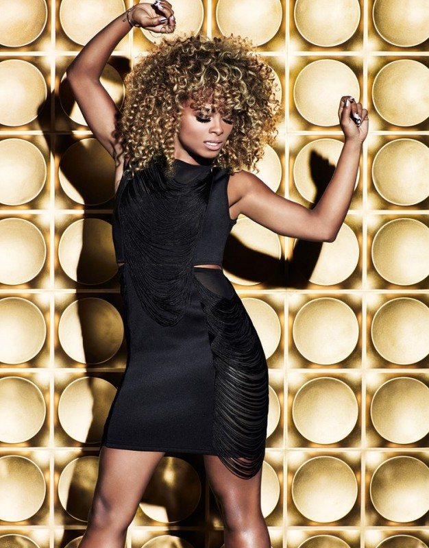 Fleur East by Lipsy little black bodycon dress only £65.00. Featuring this season's hottest tassel trim.