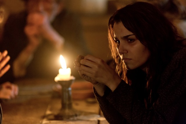 Samantha Barks stars in George Mendeluk's emotional epic, BITTER HARVEST