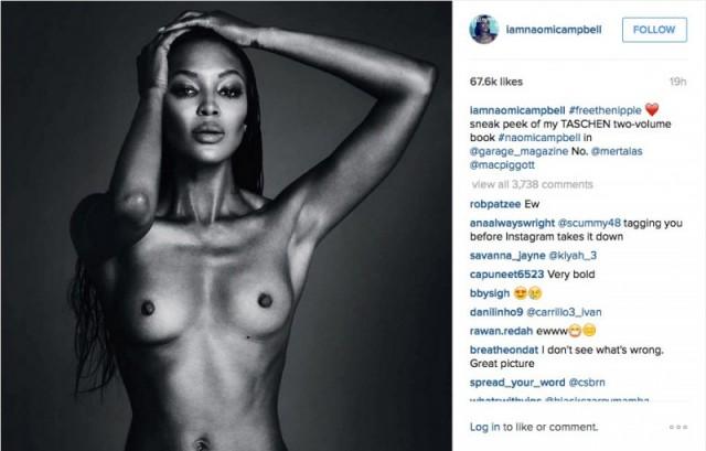 Naomi-Campbell-Topless-Instagram-800x511