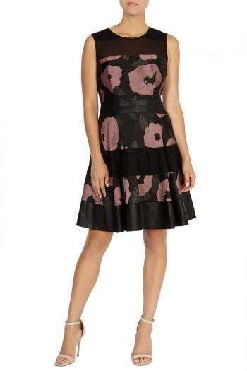 Rina-may Panel Dress