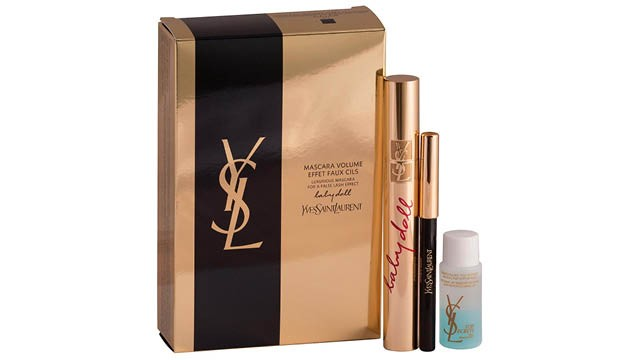 YSL Volume Effect Baby Doll Mascara Gift Set