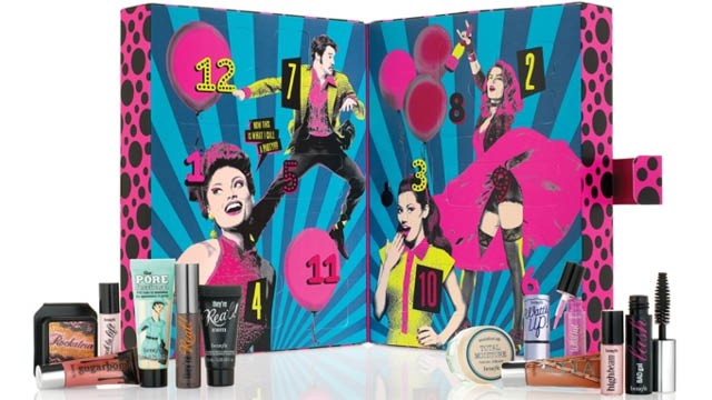 benefit party poppers gift set