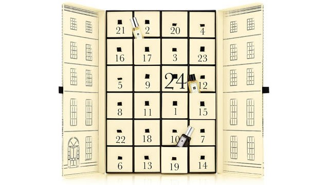 jo malone beauty advent calender