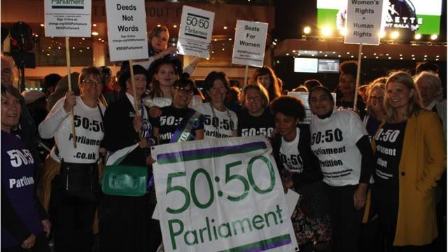 50 50 parliament