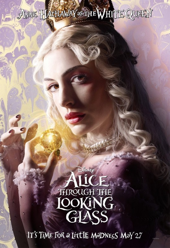 Anne-Hathaway-Alice-Through-Looking-Glass-Movie-Poster