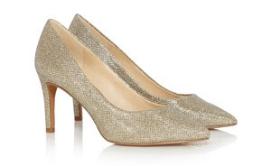 CHARLY SPARKLE COURT SHOE