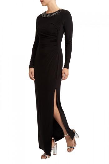 Elektra Jersey Maxi Dress