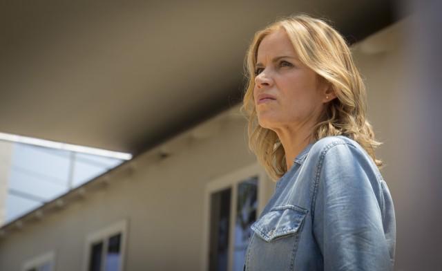 Kim Dickens as Madison - Fear The Walking Dead _ Season 1, Episode 3 - Photo Credit: Justina Mintz/AMC