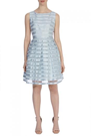 Liv Stripe Dress Petite