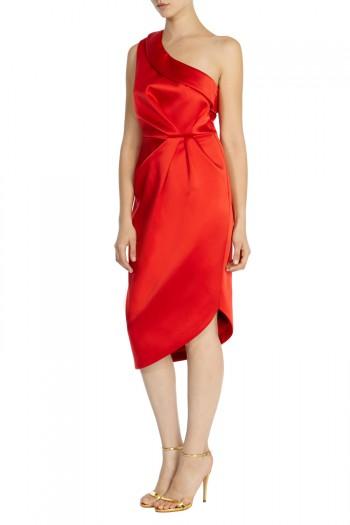 Vivien One Shoulder Dress