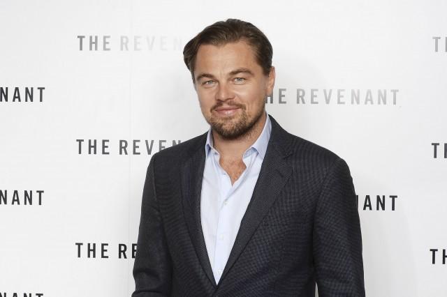LONDON, ENGLAND - DECEMBER 06:  Leonardo DiCaprio attends a BAFTA screening of 'The Revenant' at Empire Leicester Square on December 6, 2015 in London, England.   Pic. Credit: Dave J Hogan