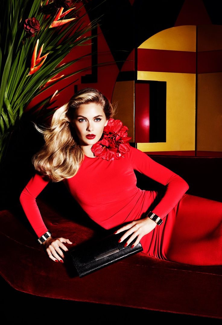 Guess holiday campaign