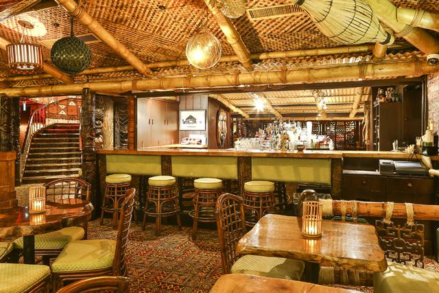 Trader Vic's Bar