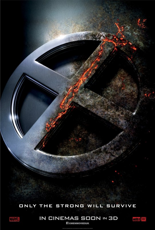 X Men Apocalypose Teaser One Sheet