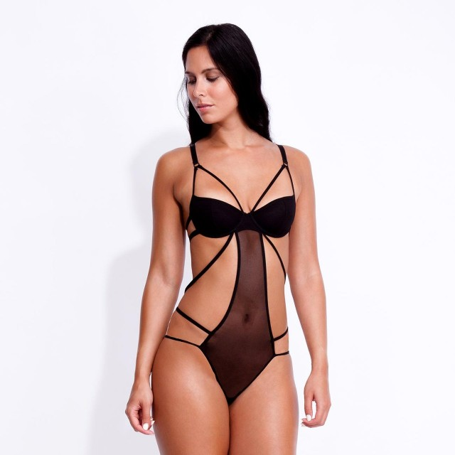 bluebella underwear, the sienna body