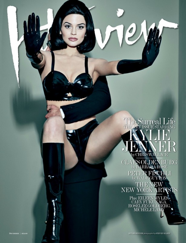 kylie jenner dominatrix photo