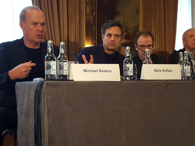 Spotlight Press Conference