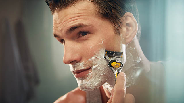 Gillette's New Fusion ProShield Unleashed