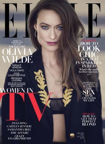 Olivia-Wilde-ELLE-Magazine-February-2016-Cover