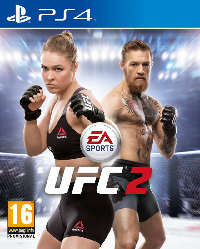 UFC 2 packshot