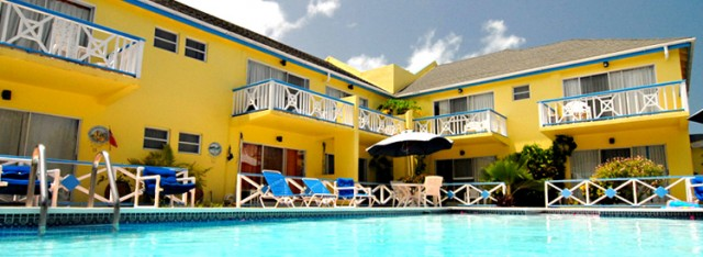 pool at anchorage inn