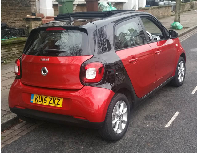 smart forfour review 9
