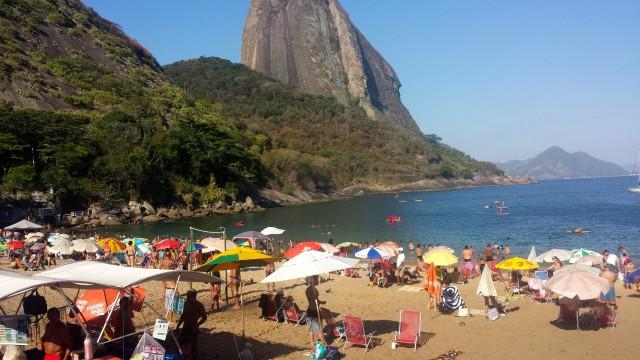 Maggie tra in Brazil