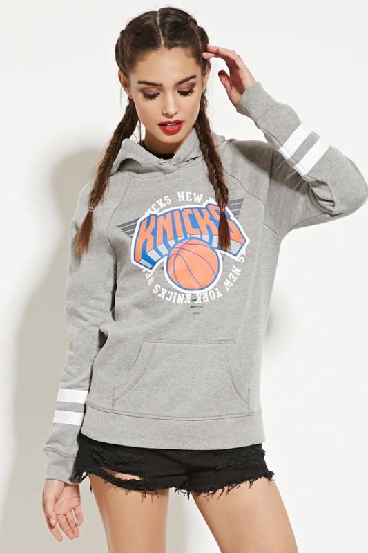 Forever 21 X NBA New York Knicks Hoodie