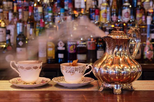 big easy afternoon tea