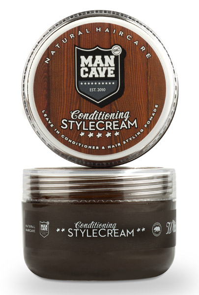 ManCave Conditioning StyleCream Product Shot