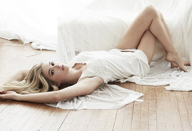 Megan Williams model