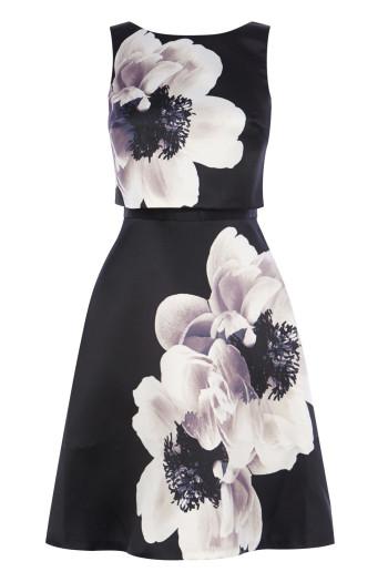 Sao Paolo Print Kendrina Dress