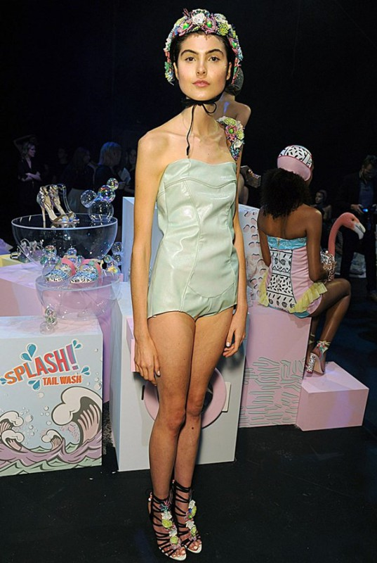 Sophia Webster fashion week collection 2015 11