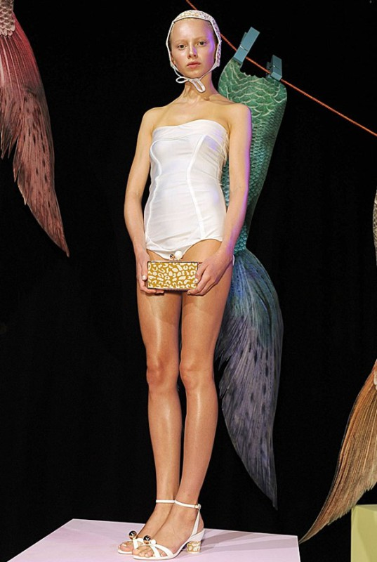 Sophia Webster fashion week collection 2015 2