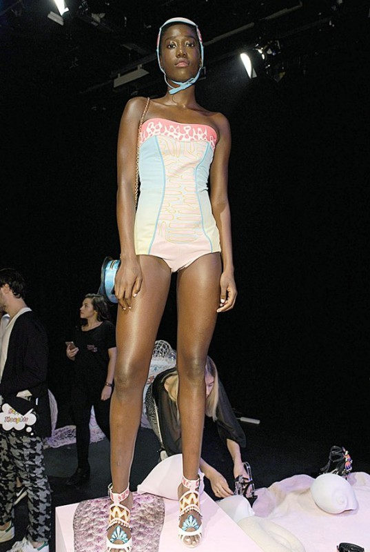 Sophia Webster fashion week collection 2015 5