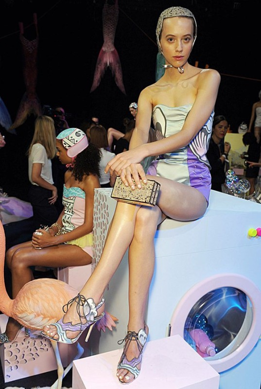 Sophia Webster fashion week collection 2015 8