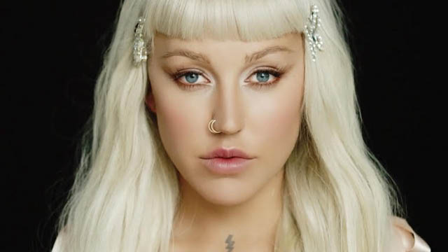 brooke candy head shot