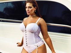 Ashley Graham Bridal lingerie collection - Dreamer for plus size brides